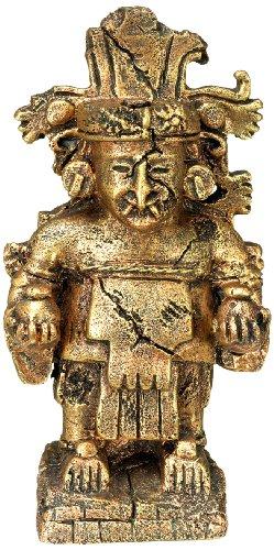 Nobby 28394 Aqua Ornaments Maya Gott gold, 10.3 x 8.5 x 19 cm