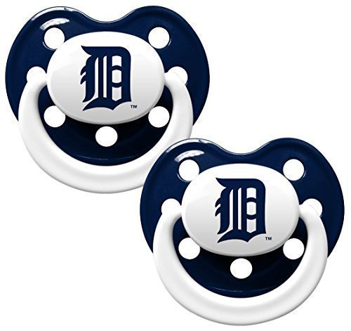 Detroit Tigers by Baby Fanatic Baby Fanatic Pacifier