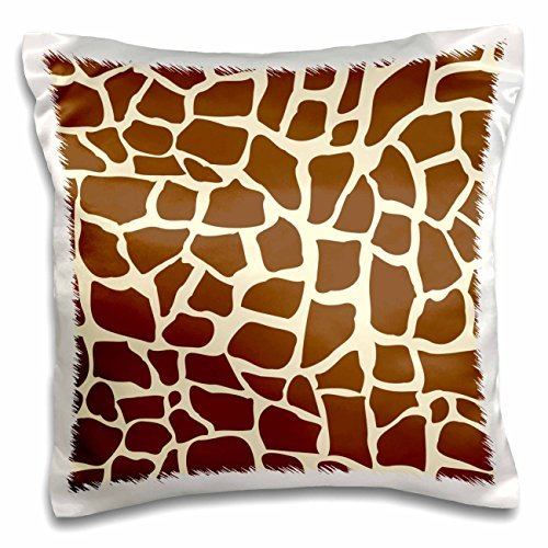 InspirationzStore Animal patterns - Giraffe skin graphic animal print pattern - brown and yellow