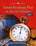 Timed Readings Plus in Social Studies: Book 5