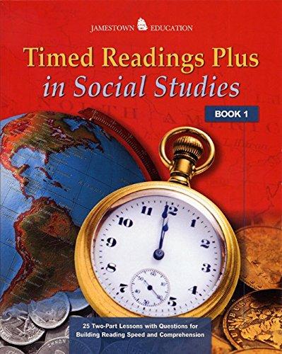 Timed Readings Plus in Social Studies