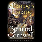 Sharpe's Escape: Book X of the Sharpe Series | Bernard Cornwell