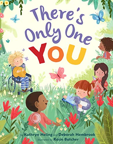 There's Only One You (Only Book Pictures)