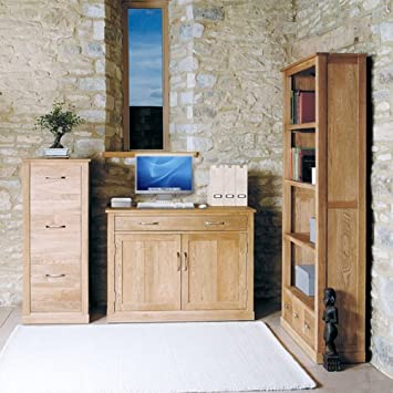 baumhaus mobel oak hidden home office