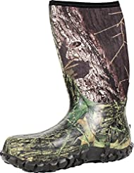 Bogs Mens Classic High Handle Waterproof Insulated Rain Boots
