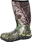 Bogs Men's Classic High Waterproof Insulated Rain Boot, Mossy Oak, 11 D(M) US
