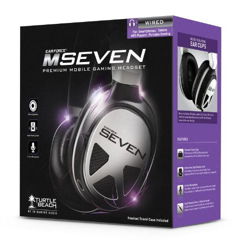 Ear Force M Seven Mobile Headset