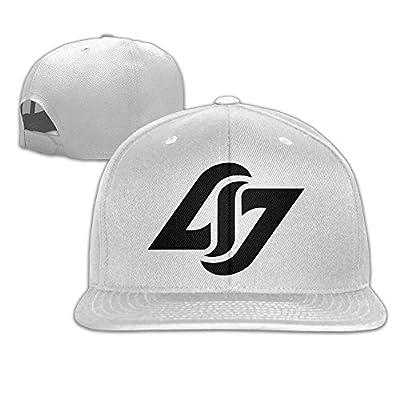 MSKOOK Counter Logic Gaming Snapback Flat Baseball Cap&Hat For Unisex
