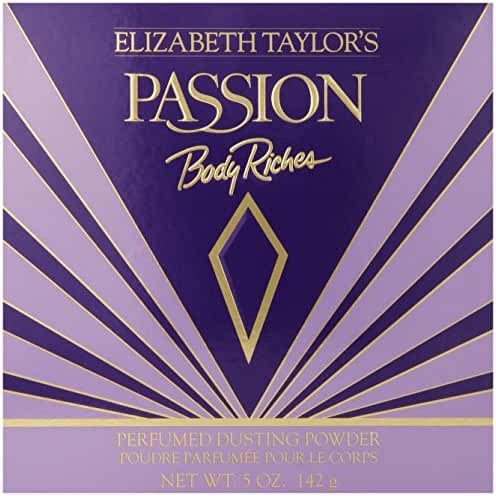 Passion By Elizabeth Taylor For Women, Body Powder, 5-Ounce