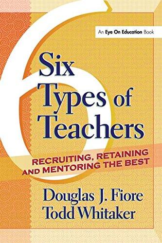 6 types of teachers - 1