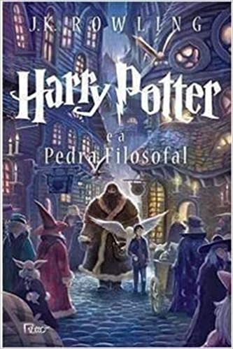 Download Harry Potter E A Pedra Filosofal Capa Dura