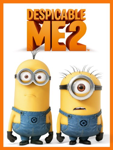 DVD : Despicable Me 2