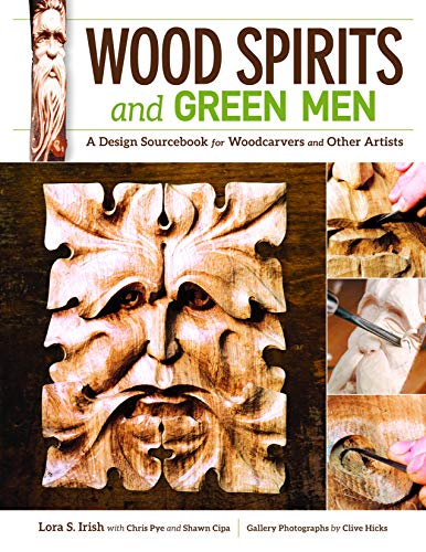 Wood Spirits and Green Men: A Design Sourcebook for