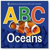 ABC Oceans (AMNH ABC Board Books)