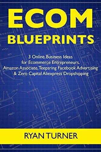 Amazon.com: Ecom Blueprints (3 Ecommerce Business Ideas): 3 ...