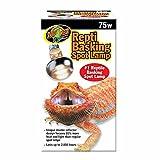 Zoo Med Reptile Basking Spot Lamp, 75-Watt