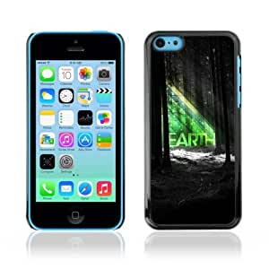 YOYOSHOP [Beautiful EARTH Forrest Illustration] Apple iPhone 5C Case