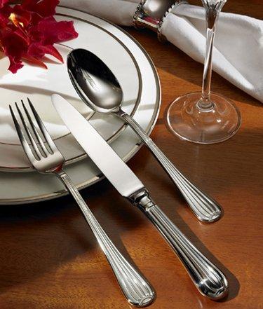 Ricci Argentieri Meridiani 5 Pc. Stainless Steel Hostess Set