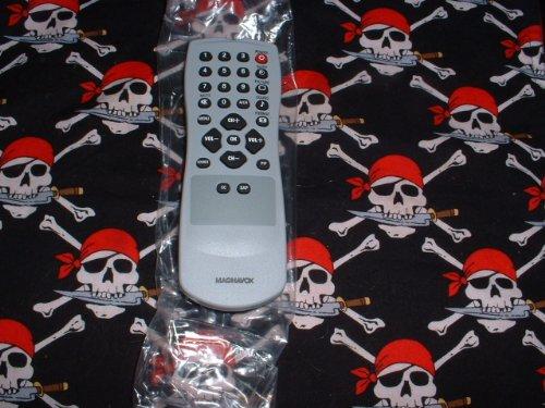 New Magnavox LCD TV Remote Control RC1112713/17B 31392381029