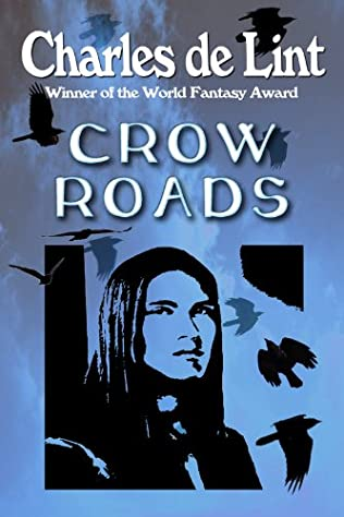 book cover of Crow Roads