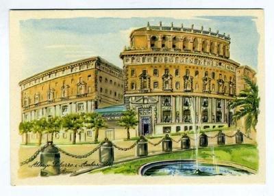 hotel ambasciatori - 1