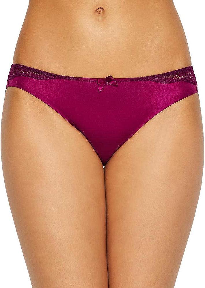 Maidenform Womens Comfort Devotion/™ Bikini Panties Bikini Style Underwear