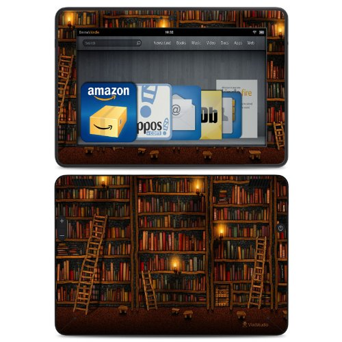 library-design-protective-decal-skin-sticker-matte-satin-coating-for-amazon-kindle-fire-hdx-7-inch-r