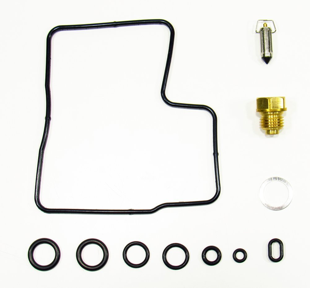 Outlaw Racing OR2729 Carburetor Carb Repair O-Ring Rebuild Kit Honda Shadow750 Vt750C 1983/ Shadow700 1984-1986/ Shadow1100 1985-1986