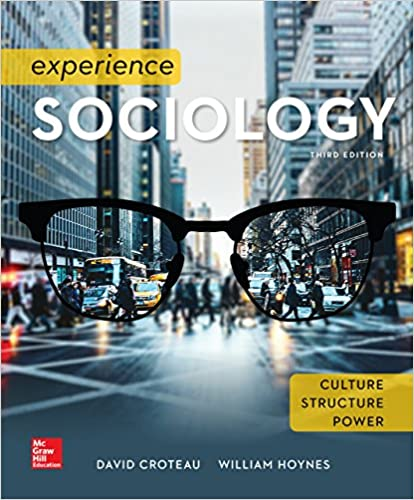 14th edition pdf sociology
