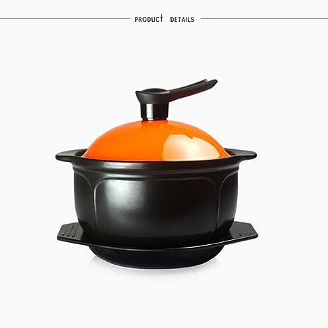 G & Z olla sopera de sopa olla cocinar hervir papilla antiadherente batería de cocina estufa ...