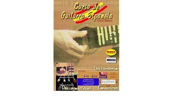 CURSO DE GUITARRA ESPAÑOLA PC, en Español: Amazon.es: Software