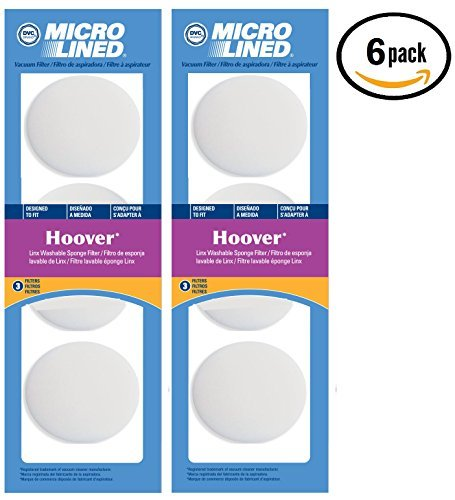 Hoover Linx Platinum Collection 2 Layer Replacement Filters,