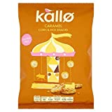 Kallo Caramel Mini Rice Cakes 25g