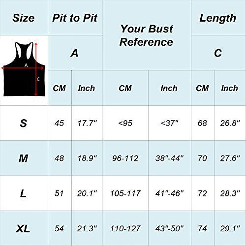 Débardeurs Musclealive Coton Bodybuilding Tops Men Tank White Culturisme Stretchy Hommes 01 r68IUqrE