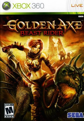 Golden Axe: Beast Rider - Xbox 360 (Game Beasts Xbox 360)