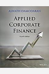 Applied Corporate Finance Paperback