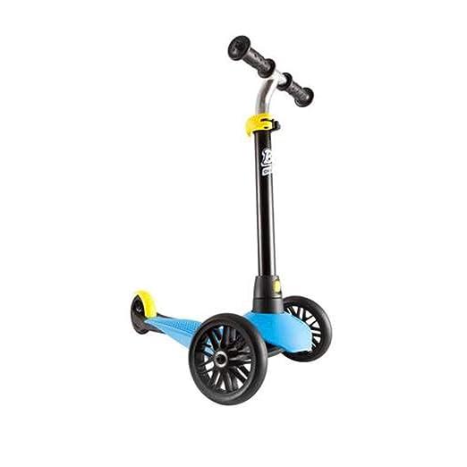 Patinete Para Niños Scooter De 3 Rondas De Alta Elasticidad ...