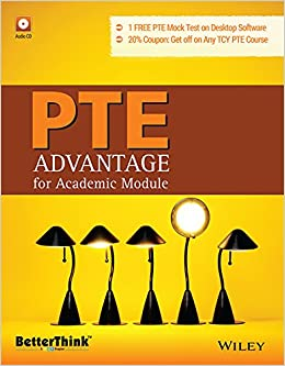 Buy Wiley's PTE Advantage for Academic Module (WIND) Book