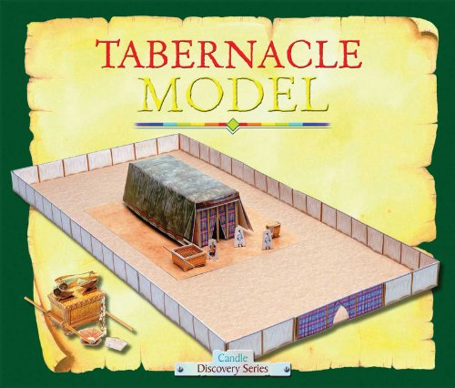 Tabernacle Model (Candle Discovery Series) (Model Of The Tabernacle)