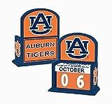 Auburn University Perpetual Block Calendar