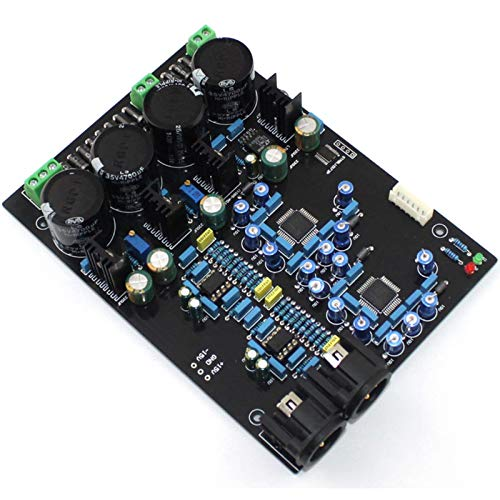 (AK4495SEQ2+NE5532+LT1963EQ DAC Decorder Board Support 384K DSD64/128)