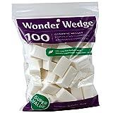 Wonder Wedge Cosmetic Wedge 100 ea (Pack of 12)