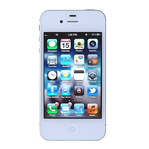 Apple iPhone 4S 8 GB AT&T, White