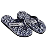 New Fashion Men Summer Soft Casual Men Flip Flops Blue 7