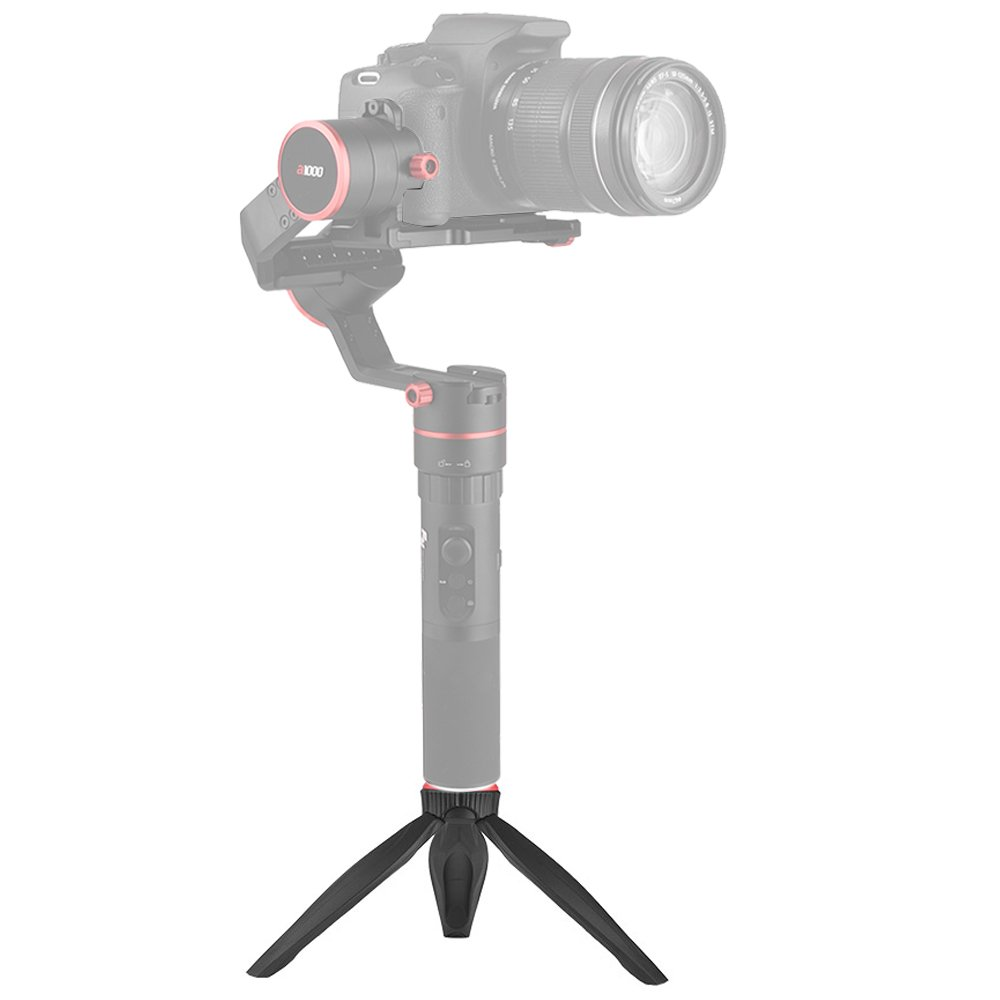 FeiyuTech V2 Tabletop Mini Tripod Stand for a1000 a2000 WG2 G5 SPG Series Summon WG WGS G4S G4 Pro Gimbal with 1//4 Thread