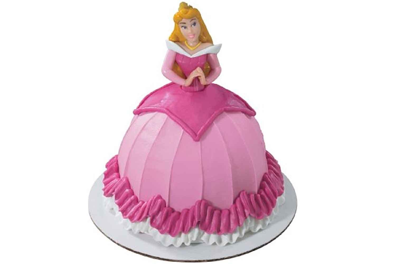 Amazoncom Aurora Magical Splendor Petite Cake Topper Toys Games