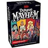 Dungeon Mayhem | Dungeons & Dragons Card Game | 2–4 Players, 120 Cards