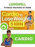 5 Minute Cardio Workout to Lose Weight and Burn Belly Fat