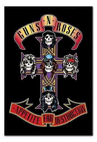 Guns N Roses Appetite For Destruction Poster Tableau Daffichage