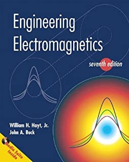Engineering electromagnetics william h hayt professor emeritus engineering electromagnetics with cd mcgraw hill series in electrical engineering fandeluxe Images